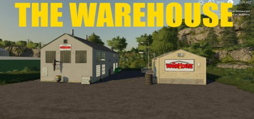 THE WAREHOUSE POINT OF SELL V1.0.8