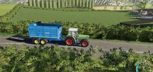 WEST TRAILER PACK V1.0