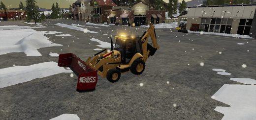 WMF MODDING SNOW PLOW PACK V1.0