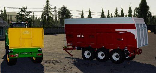 ZDT MEGA 25 & 250 AGRI V1.0