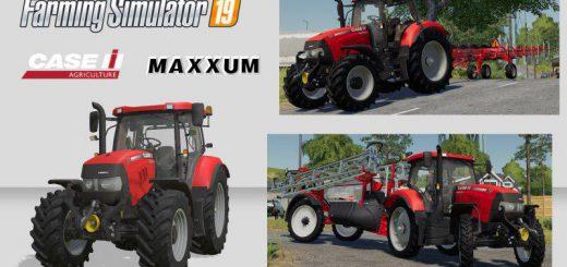 CASE MAXXUM 110-140 MULTICONTROLLER V1.0