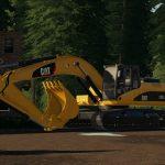 CAT 325DL EXCAVATOR V1.0