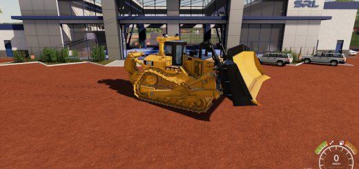 CAT D11T V0.1