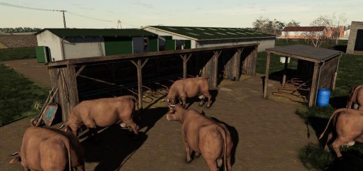 COWS PASTURE V1.0
