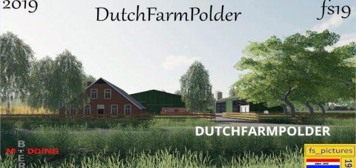 DUTCH FARM POLDER V1.0