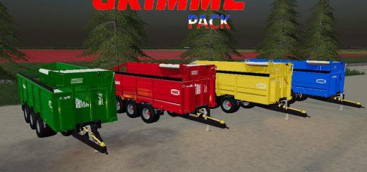 GRIMME PACK BY BOB51160 V1.1