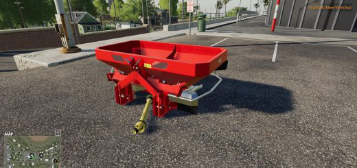 KUHN AXIS 402 PLUS BY SLEDGE1SWEDE V1.0