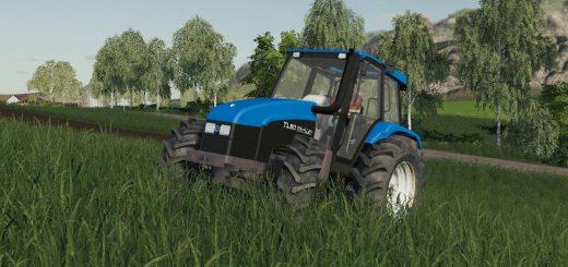 NEW HOLLAND TL90 V1.0