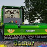 SCANIA R1000 JOHN DEERE V1.5