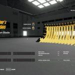 SCREEN BLADE FOR CAT D8-T DOZER V1.0