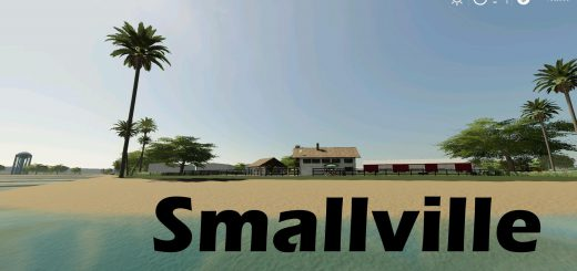 SMALLVILLE V001
