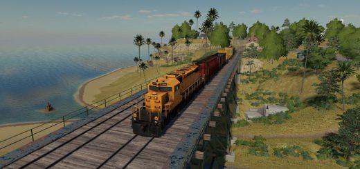 TRAIN STOP MOD V1.0
