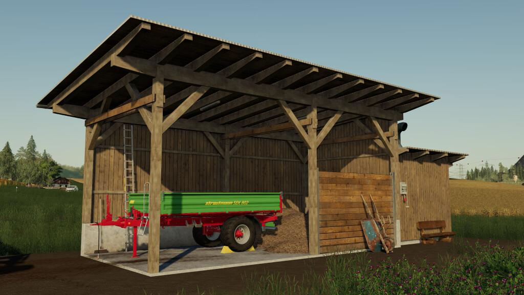 BIOMASS HEATING PLANT V1.0