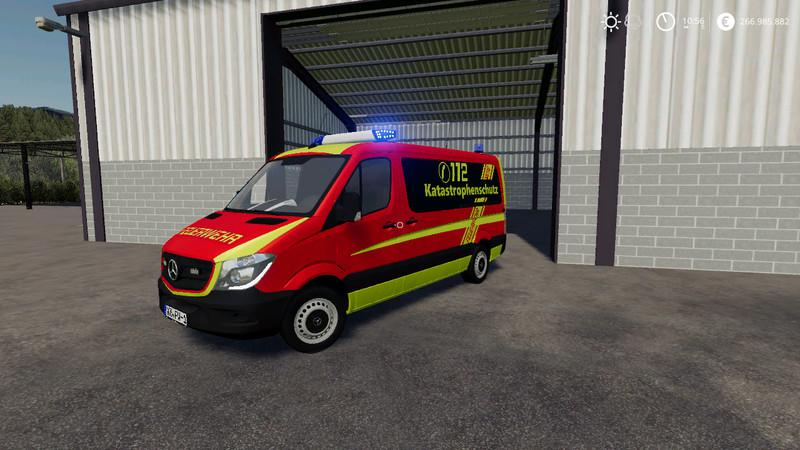 CIVIL PROTECTION OF THE FIRE BRIGADE V1.0