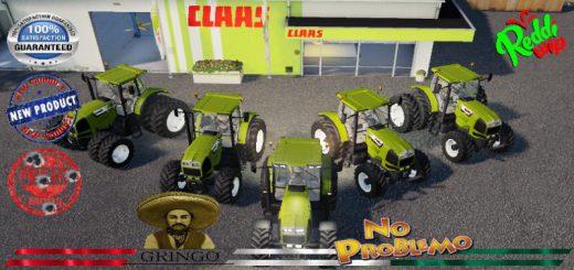 CLAAS SUPER EIXO FULLTRACK V2.0