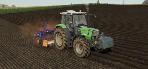 DEUTZ-FAHR DX/AGROSTAR SERIE 4 V1.0.1.0