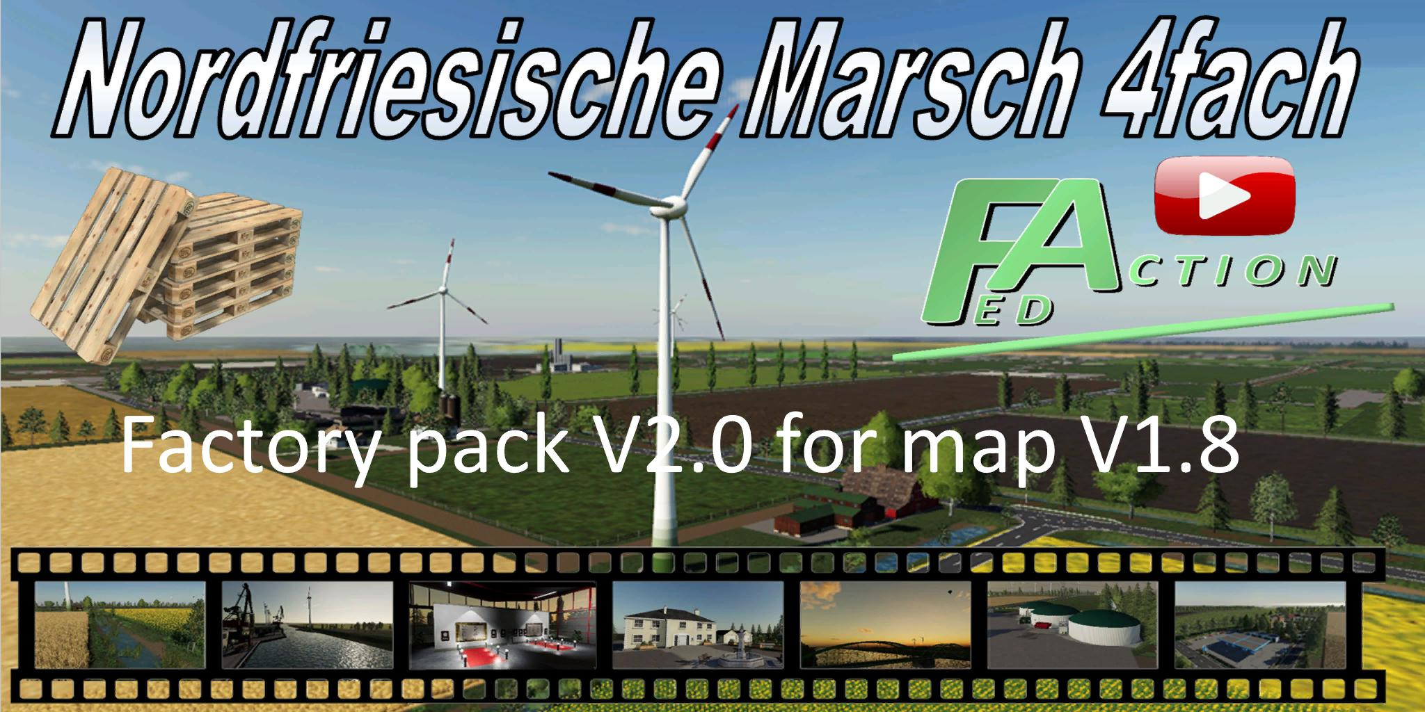 FACTORY PACK FOR NF MARSCH 4FACH V2.0