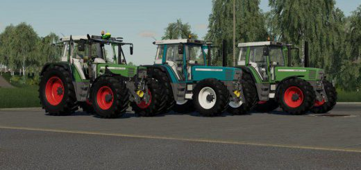 FENDT FAVORIT 500 V1.0