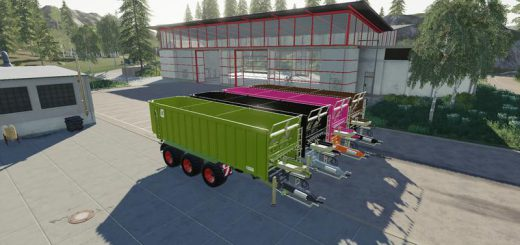 KROEGER TAW WITH SELECTION V1.2