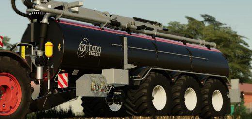 KUMM SLURRY TANKER 39M V1.0