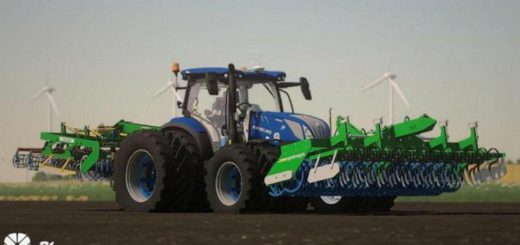 NEW HOLLAND T6 SERIES V1.0