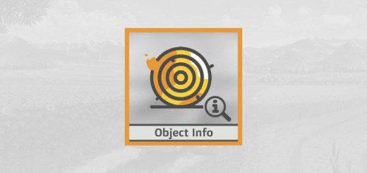 OBJECT INFO V1.0.0.1
