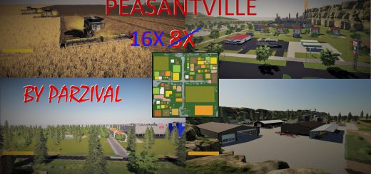 PEASANTVILLE 2 16X PRODUCTION V1.8