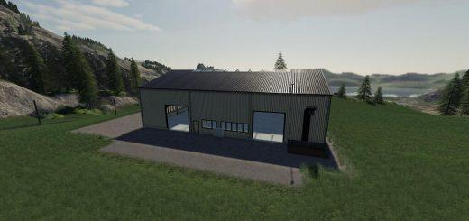 PELLET STORAGE HOUSE V1.0