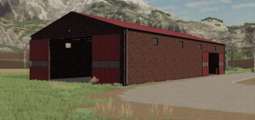 RED BRICK GARAGE V1.0