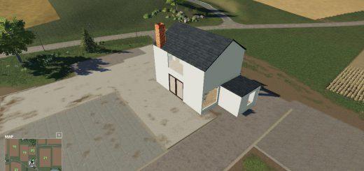 SMALL HOUSE WIP VERY VERY BETA
