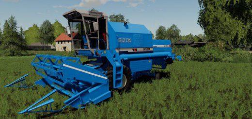 BIZON REKORD Z058 BLUE V1.0