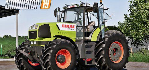 CLAAS ATLES 900RZ SERIE V1.0