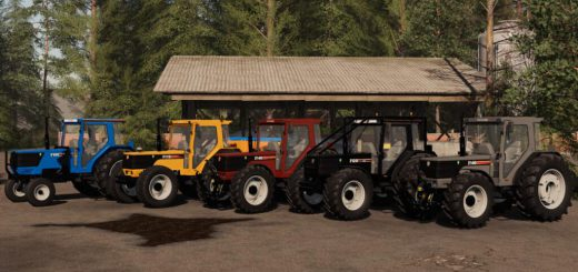 FIATAGRI WINNER F SERIES V1.0