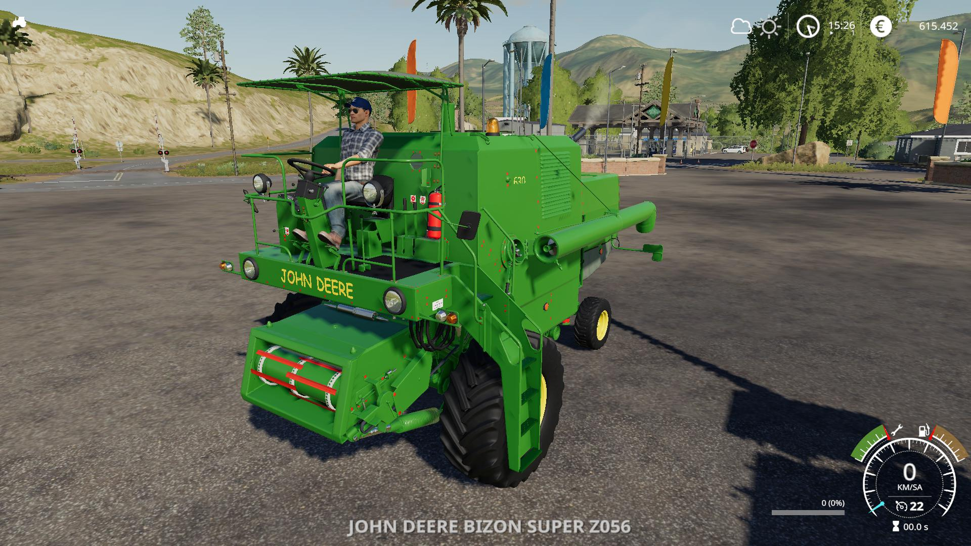 JOHN DEREE 630 V2.0