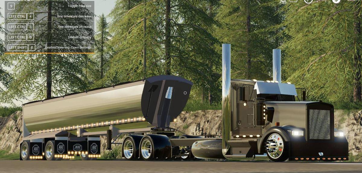 KENWORTH W900 STREETREAPER EDIT V1.0