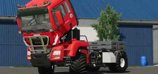 MAN TGS AGRO TRUCK V1.0
