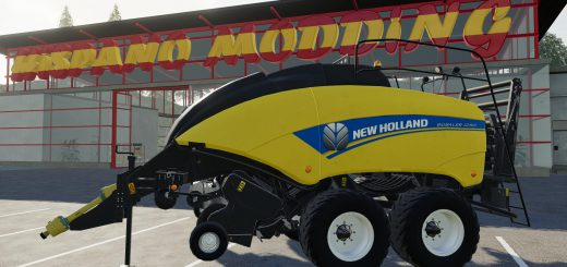 NEW HOLLAND BB1290 V1.0