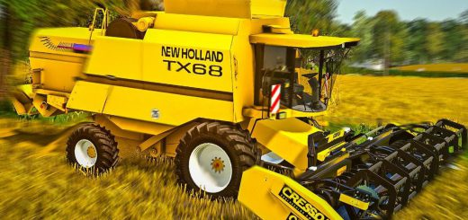 NEW HOLLAND TX66 FULL PACK V1.0