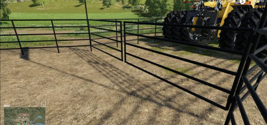 PIPE FENCE PACK V1.0