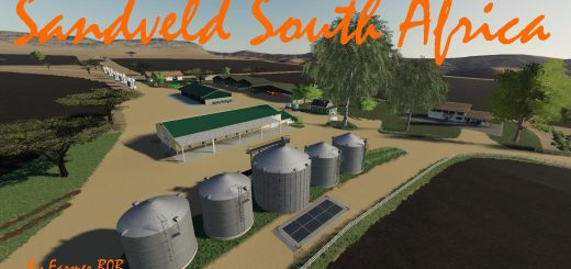 SANDVELD SOUTH AFRICA V001