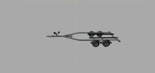 SMALL BOAT TRAILER V1.0
