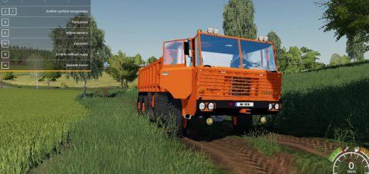 TATRA 813 8X8 V1.0