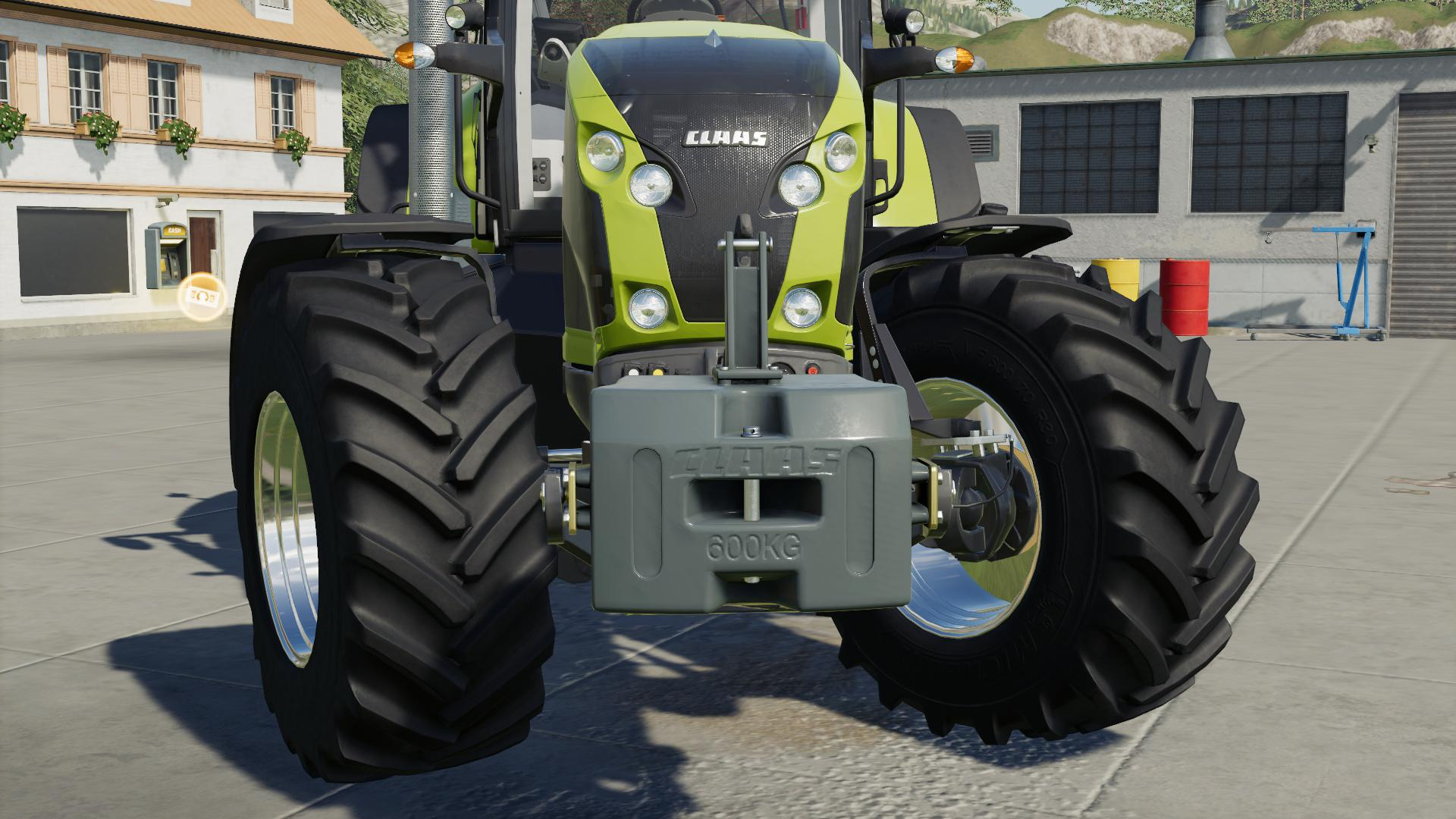 WEIGHTS CLAAS V1.0