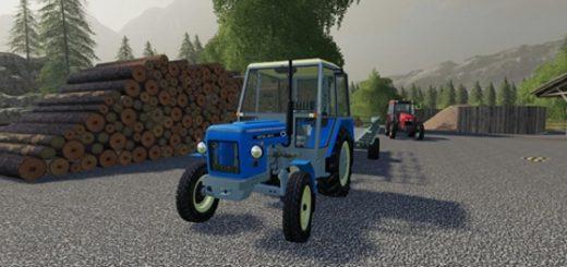 ZETOR 6911 BLUE V1.0