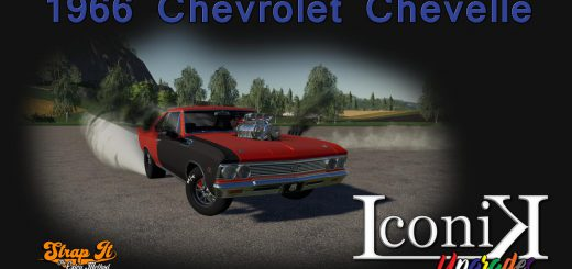 1966 CHEVROLET CHEVELLE V1.0
