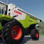 CLAAS LEXION 750-780 V1.0
