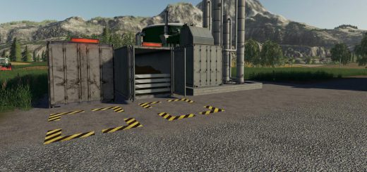 CONTAINER BGA 45KW V1.0