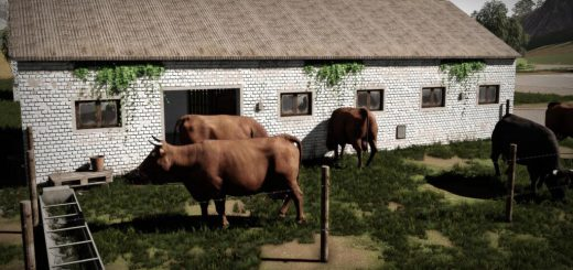 COWS BARN OLD V1.0