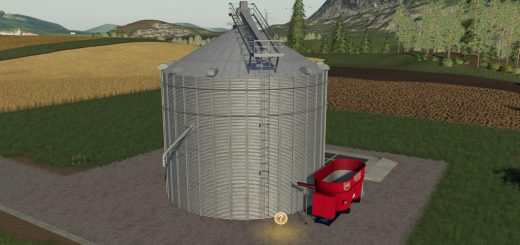 FARM SILOS FOR TOTAL MIXED RATION V1.0