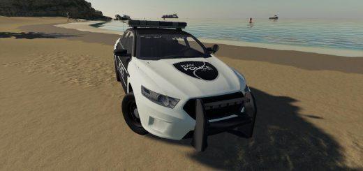 FORD TAURUS POLICE INTERCEPTOR V1.1